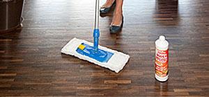 Zubehör für Bodenpflege